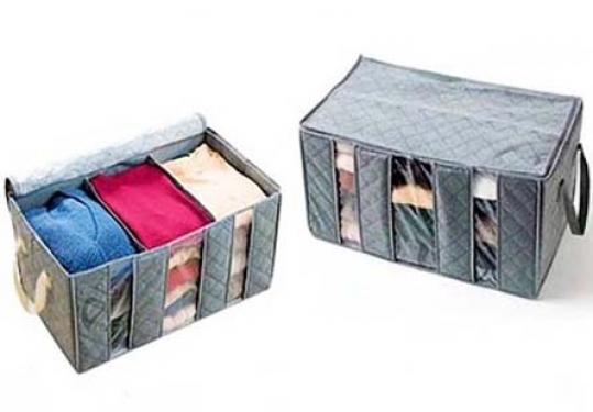 vải không dệt, thành túi 3 lớp, chống ẩm mốc và ướt, độ bền và độ dai cao, vách ngăn 2 lớp