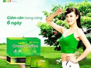 Nec Deal - Tra Giam Can Green Coffee Thuong Hieu My