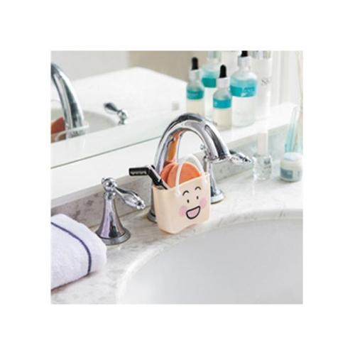 Combo 2 Giỏ Đựng Giẻ Rửa Bát Mặt Cười Giá Rẻ