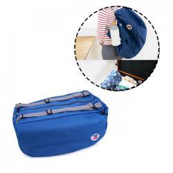 Nhà Đẹp Xinh - Balo Du Lich Gap Gon Chong Tham Carry Bag NDX1024
