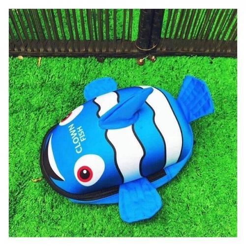 SALE Balo 3D Cá Kaidi Siêu Nhẹ NĐX1119