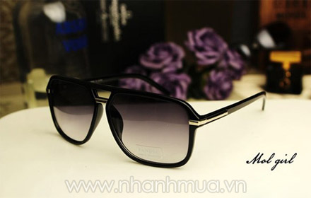 Phong cách, cá tính, sành điệu cùng Mắt kính chuồn chuồn thời trang – bảo vệ mắt gi...