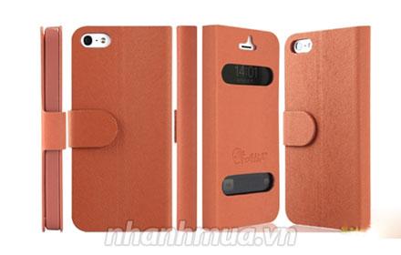 TP.HCM: Sang trọng, đẳng cấp cùng Bao da AliS cao cấp cho Iphone 4/4S – chất liệu cao cấp b...
