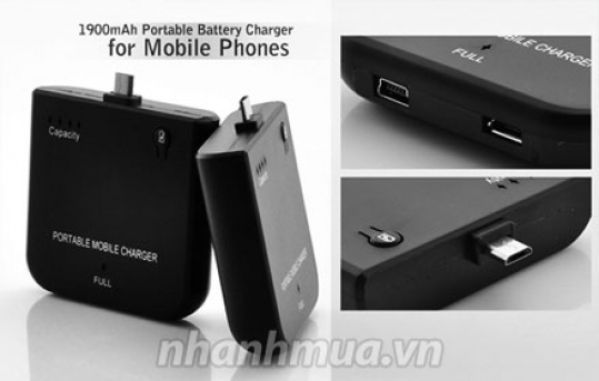 TP.HCM: Sạc Pin mọi lúc mọi nơi với Sạc pin dự phòng các dòng Smartphone – tiện lợi cho bạn...