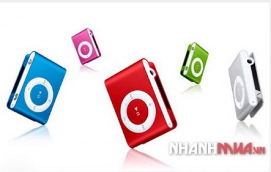 TP.HCM: Cho bạn đắm chìm vào thế giới âm nhạc cực HOT với Máy nghe nhạc MP3 IPOD S siêu nhỏ...