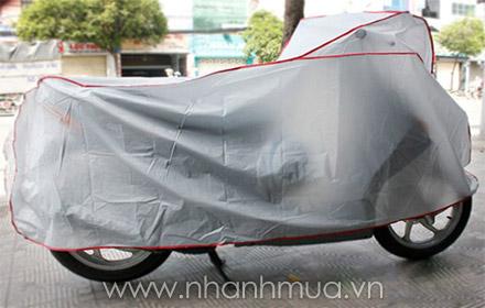Nhanh Mua - Ao Phu Xe May Duong Minh bao ve an toan cho xe may cua ban truoc moi mua, nang va a...
