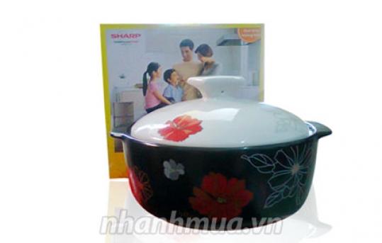 TP.HCM: Cho món kho thêm tròn vị, thơm ngon với Nồi đất cao cấp DongHwa – chất liệu men sứ ...
