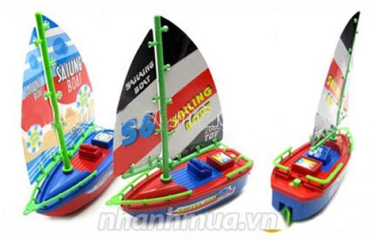 TP.HCM: Cho bé thỏa thích khám phá với Thuyền buồm chạy bằng pin vận hành dưới nước – chất ...