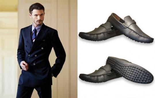 Tự tin thể hiện phong cách lịch lãm, cá tính với Giày lười Classy – chất liệu da ca...