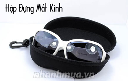 Nhanh Mua - Bao ve toi da cho mat kinh cua ban voi Hop dung mat kinh co moc treo – chat lieu be...