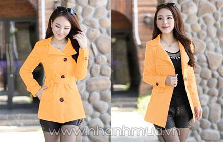 Thời trang, sành điệu cùng Áo Khoác Vest Kaki Zipper phong cách Hàn Quốc - chất liệ...