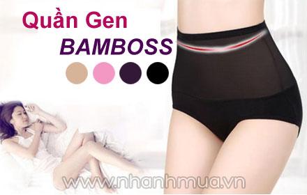 Nhanh Mua - Voc dang hoan hao quyen ru voi Quan Gen dinh hinh dang luoi Bamboo – Chat lieu soi ...