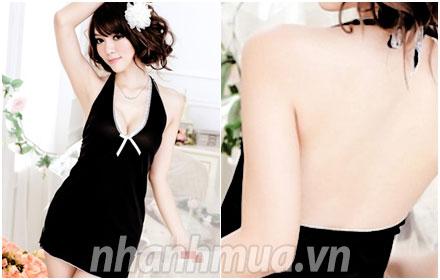 Ngọt ngào, nóng bỏng với Váy ngủ sexy Mia – chất liệu mềm mại, kiểu dáng xinh xắn, ...