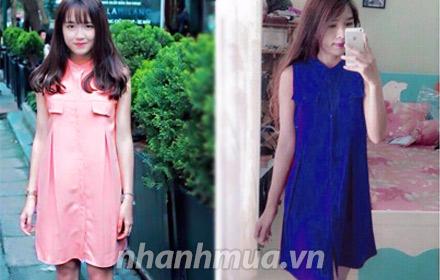 Nhanh Mua - The hien net tinh khoi, trang nha voi Dam suong co tru nap tui – Chat lieu cat len ...