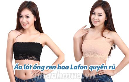 Nhanh Mua - Ao lot ong ren hoa Lafon quyen ru – Chat lieu ren hoa mem mai, co gian tot, thoang ...