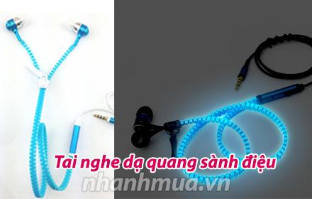 Nhanh Mua - Bung no ca tinh, cho am thanh song dong chan that voi Tai nghe day keo da quang cuc...