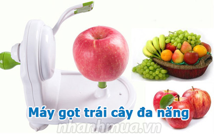 Nhanh Mua - Nhanh, gon va tien dung voi May got trai cay da nang - San pham dac luc cua gioi no...