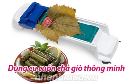 Nhanh Mua - Dung cu cuon cha gio - San pham dac luc cho gioi noi tro, giup chi em nhanh chong l...