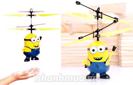 Nhanh Mua - May bay cam ung Minions sieu de thuong cho cac be - San pham duoc trang bi them bo ...
