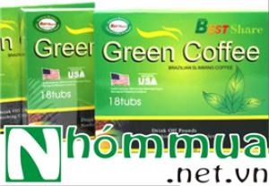Nhóm Mua.net.vn - Tra Giam Can Green Coffee Best Share 8849