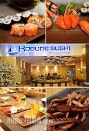 THƯỞNG THỨC SUSHI NHẬT NH KOBUNE SUSHI ROYAL CITY