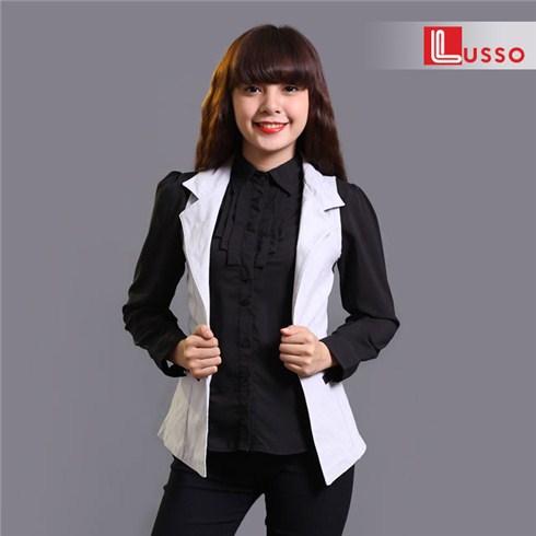 Áo khoác gile Lusso E05 cho bạn gái