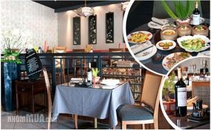 KHAISILK - THAOLI - BUFFET DIMSUM TRƯA - 1 - Cafe