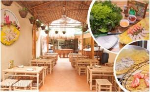 BÁNH XÈO MƯỜI XIỀM - 1 - Cafe