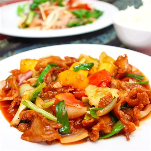 Set menu kiểu Thái đặc biệt cho 2 người tại nhà hàng Con Voi Vàng