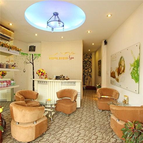 Massage thảo dược, sáng mịn toàn thân, miễn tip - Khánh Hương Spa