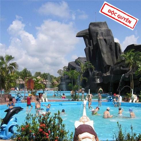 Suối Khoáng Nóng Bình Châu Resort tiêu chuẩn 4* quốc tế 2N1Đ