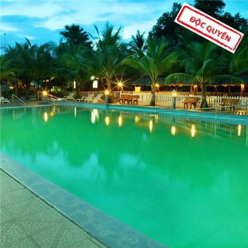 Suối Khoáng Nóng Bình Châu Resort tiêu chuẩn 4*