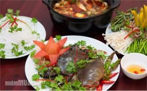 NHÀ HÀNG NÀNG CUA - Cafe
