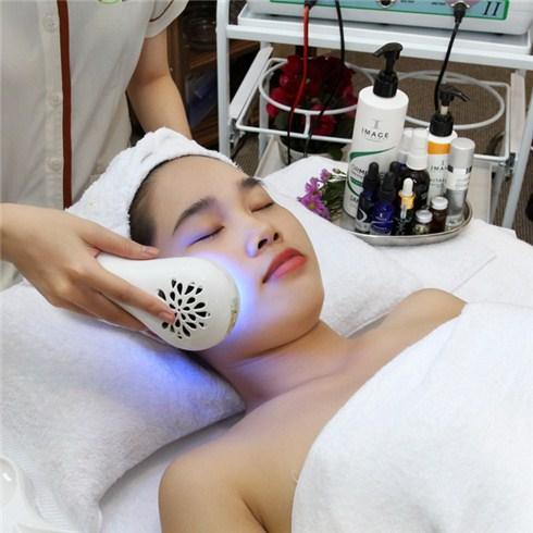 Chăm sóc da mặt, massage body thảo dược 135 phút - S'hekin Beauty