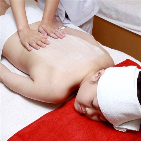 Tắm trắng thảo dược Nhật Bản 90 phút tại Tre Xanh Spa, miễn tip