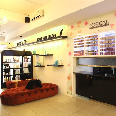 Total Hair Salon La Beaute - Thương hiệu cao cấp Hàn Quốc