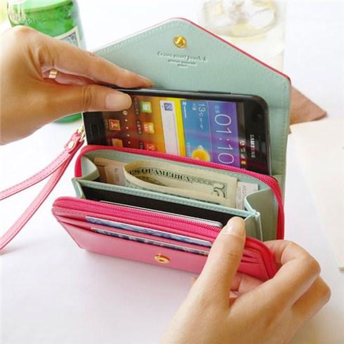 Ví đựng điện thoại iPhone 4/4S DONBOOK Hàn Quốc