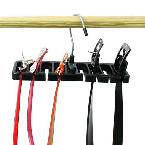 Combo 2 móc treo dây nịt thu gọn Tashuan (Hàng xuất khẩu)