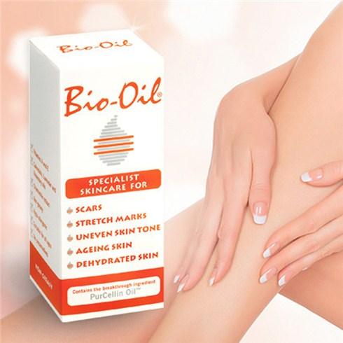 Tinh dầu Bio-Oil làm mờ sẹo, thâm nám, vết rạn da (125ml) - Mỹ
