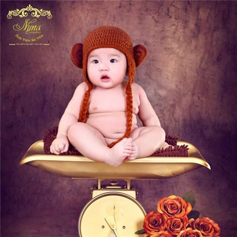 Chụp ảnh bé yêu và gia đình - Studio Nyna (Tặng ly sứ in hình bé)