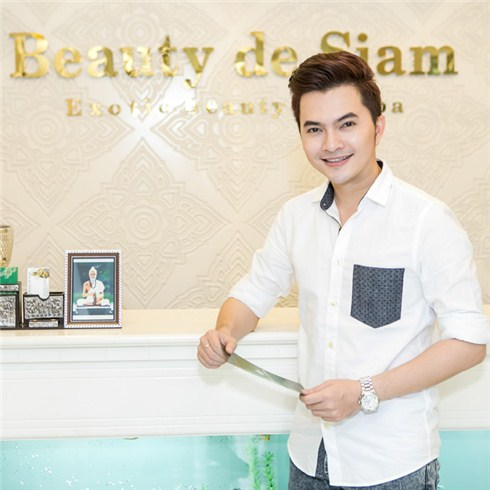 Massage body, foot, chăm sóc da mặt cho nam Beauty De Siam