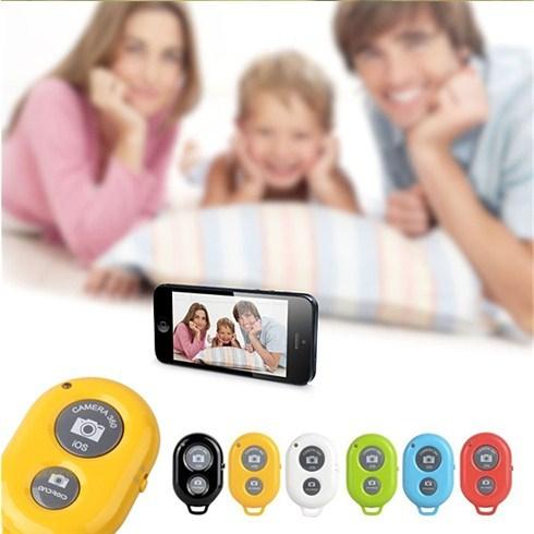 Chụp ảnh điện thoại từ xa với remote bluetooth