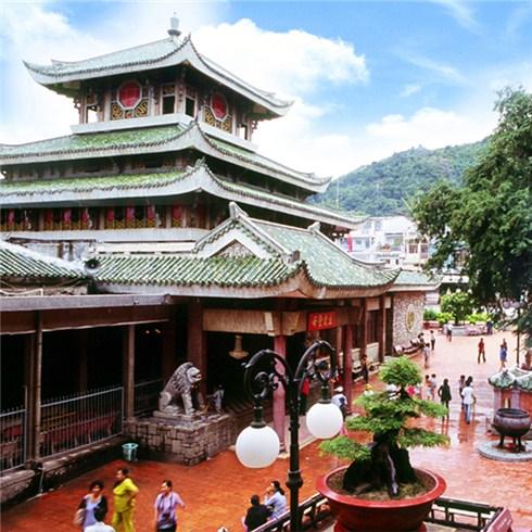 Tour Tết hành hương: Miếu Bà Châu Đốc - Viếng Lăng và Chùa (1N1Đ)