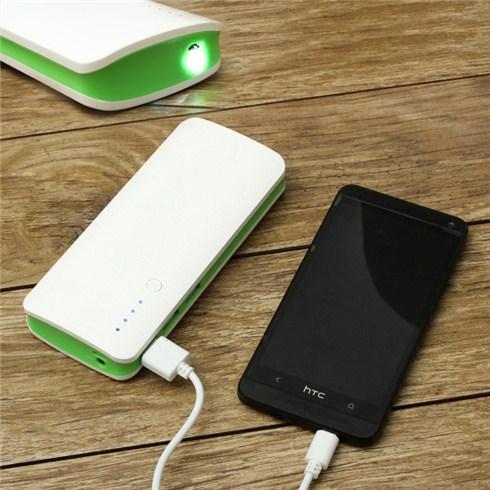 Pin sạc dự phòng đa năng 20.000mAh 3 cổng sạc USB - BH 3 tháng