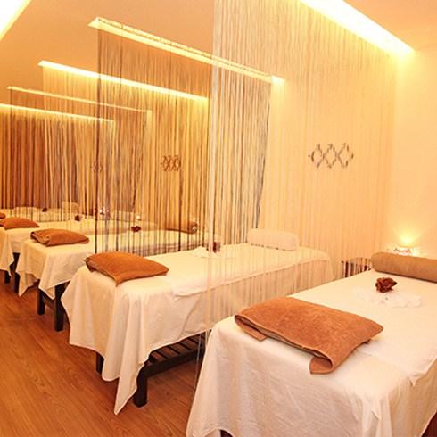 Massage body nến- thổi bay nhức mỏi (60p) Xuân Lan Spa & Salon