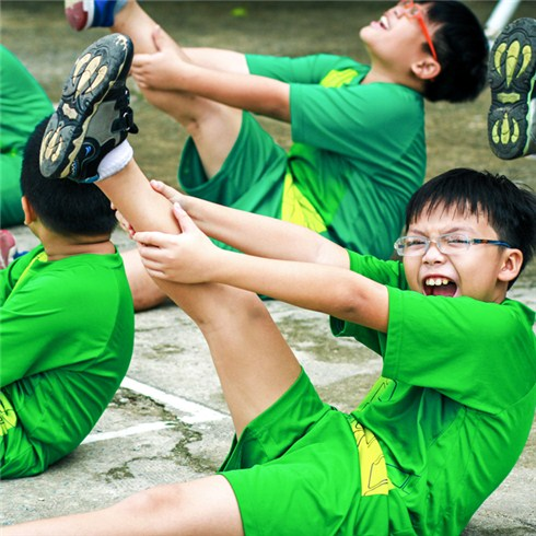 Chương trình vận động phát triển chiều cao cho bé – C.Kids