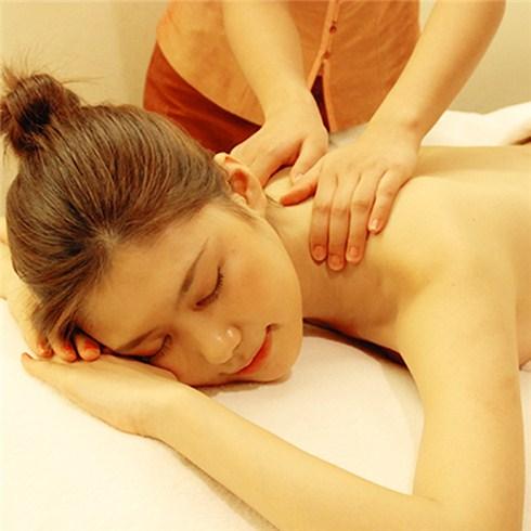 Massage body (1 trong 3)+Đắp mặt nạ Collagen tại Thủy Nguyễn Spa