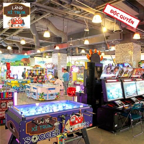 Combo 30 xu chơi game tại Làng Xì Trum - TTTM Now Zone