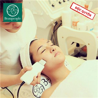 Nhóm Mua - Tre hoa da Collagen, nang co mat 75' - Spa so 1 Han Quoc,mien tip