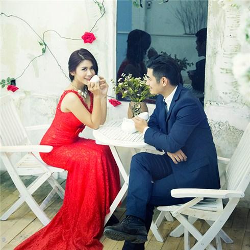 Chụp ảnh cưới trọn gói tại Phim trường Mariage Étrange Boutique